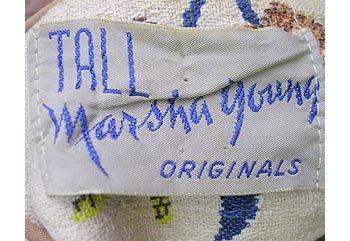 50s Marsha Young label
