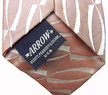 vintage 50s 60s Arrow label