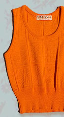 vintage 60s Thermo-Jac knitted top