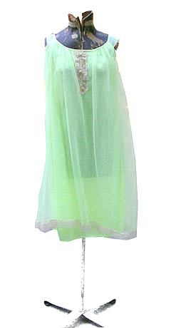 vintage 50s negligee