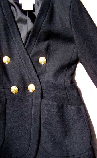 vintage embellished Yves Saint Laurent jacket