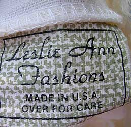 70s Leslie Ann label