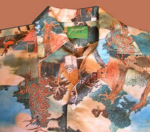 vintage photoprint shirt