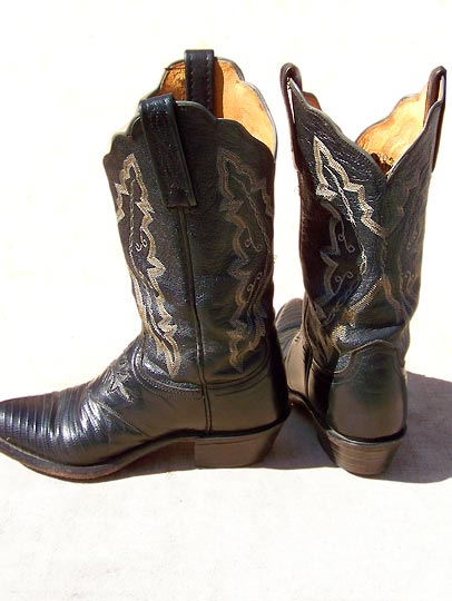 Lucchese lizard western boots | deadlyvintage.com :  lizard vintage western clothing