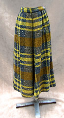 vintage 30s wool tweed skirt