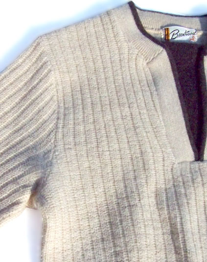 vintage 60s Brentwood mens sweater