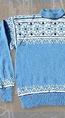 vintage 50s 60s Scandinavian mens sweater