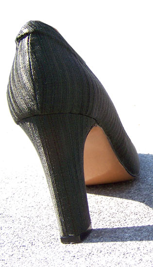 vintage 60s 70s 80s high heeled Andrew Geller shoes