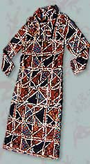vintage 60s bleeker street dress