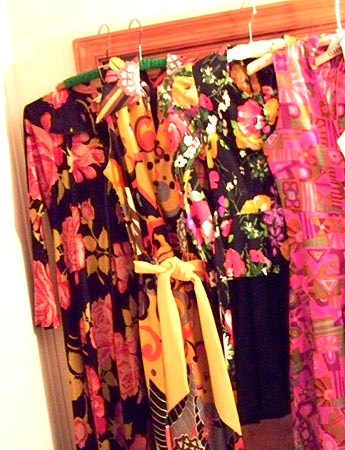 colorful vintage dresses, coming soon